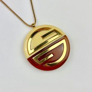 Givenchy 1977 Rare Necklace